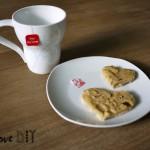 DIY du thé personnalisé pour mon valentin ! DIY Tea labels for my valentine !