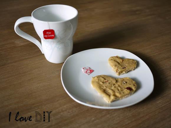 valentine teatime