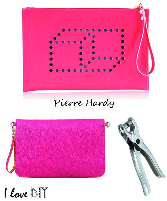 Pierre Hardy Clutch