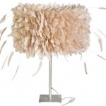 DIY Inspiration : Lampes plumes | Feather light