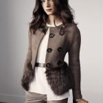 DIY Inspiration : Veste Agnona bi-matière | Agnona Jacket bi-material