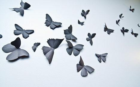 butterfly-wall-art
