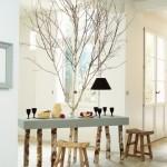 DIY Inspiration : Des pieds de table en bois   Wood leg table
