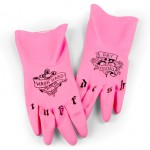 Idées DIY : On customize ses gants de vaisselle | Customize your rubber gloves