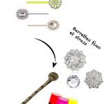 DIY Inspiration : Barrettes fluos | Neon hair clip