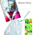 DIY Inspiration : On recycle sa chemise blanche | Recycle your white shirt
