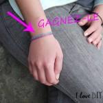 Concours : Gagnez le bracelet chaînes fines DIY  | Win the DIY chain bracelet