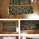 DIY : Rallonger une jupe trop courte | Add some length to a short skirt