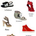 La sélection chaussures à franges I LOVE DIY   Fringed shoes selection I LOVE DIY