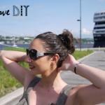 DIY : Des lunettes à strass | Strass sunglasses