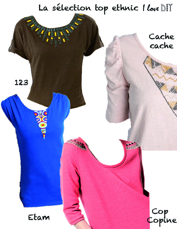 Selection top ethnic i love diy