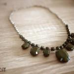 DIY : Recycler un bracelet en collier | Recycle a bracelet in necklace