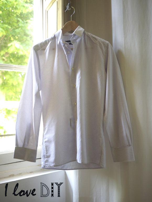 une chemise dhomme