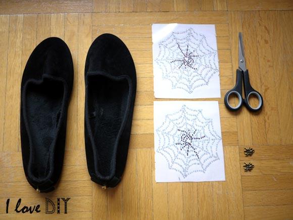 1 materiel necessaire pour customiser ses slippers