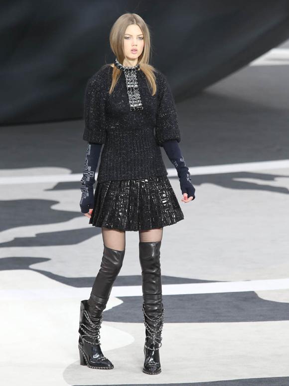 Défilé-Chanel-automne-hiver-2013-2014-11
