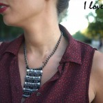 DIY : Un collier chaîne Chanel like | Chain necklace Chanel like