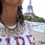 DIY : Un collier Spike | Spike necklace