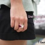 Bon plan du jour : Les Bijoux Talysma + Concours une bague à gagner !