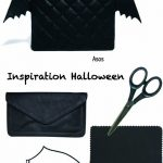 DIY Inspiration : Une pochette chauve-souris | Bat clutch