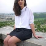 DIY : Fabriquez-vous une jupe plissée | Let's make a pleated skirt