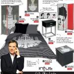 Bon plan du jour déco : Les meubles du designer Olivier Lapidus chez Gifi