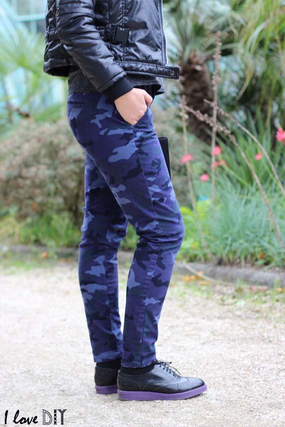 pantalon GAP et chaussures modress
