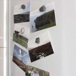 DIY : Des aimants souvenirs  | Reminder magnet