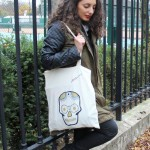 DIY : On customise un sac shopping avec des feutres POSCA | Let's customize a shopping bag with POSCA markers