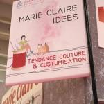 Retour sur ma visite au salon Créations et savoir-faire Marie-Claire idées