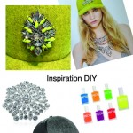 DIY Inspiration : La casquette Shourouk  | Shourouk baseball cap