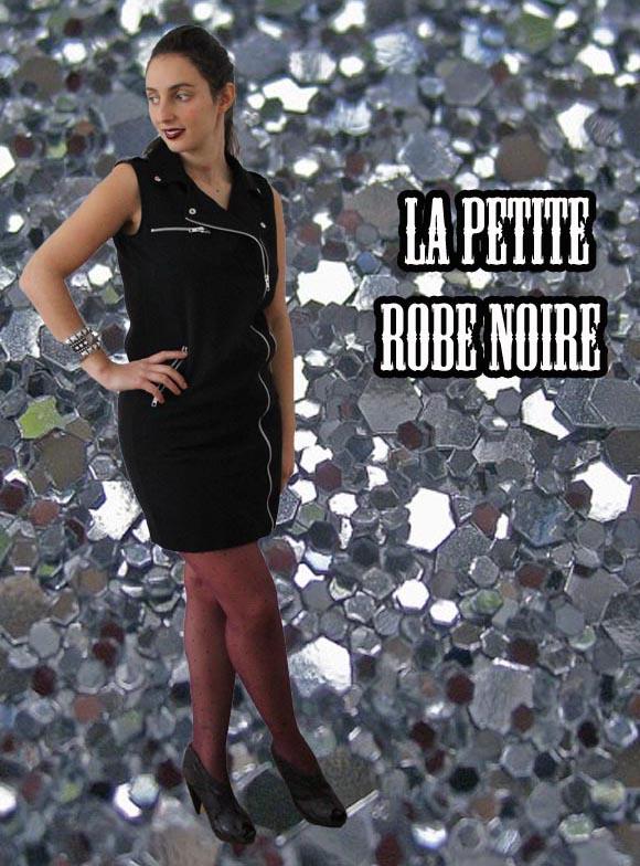 3 jours 3 tenues de r veillon mini prix round 2 la petite robe noire blog mode bon plans et diy. Black Bedroom Furniture Sets. Home Design Ideas