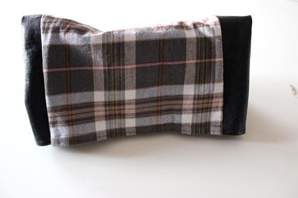 faire un sac avec une vieille chemise 3