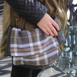 DIY : Transformez une chemise en sac besace | Transform a shirt on purse