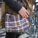 DIY : Transformez une chemise en sac besace | Transform a shirt on purse