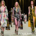 DIY Inspiration : Le foulard vu par Burberry Prorsum