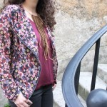DIY : Un collier à franges ULTRA FACILE | Fringe necklace VERY EASY