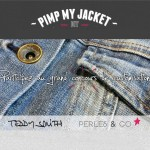 PIMP MY JACKET : Ma réalisation pour Perles and Co x Teddy Smith