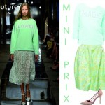 Bon plan : Le catwalk Christopher Kane version mini prix