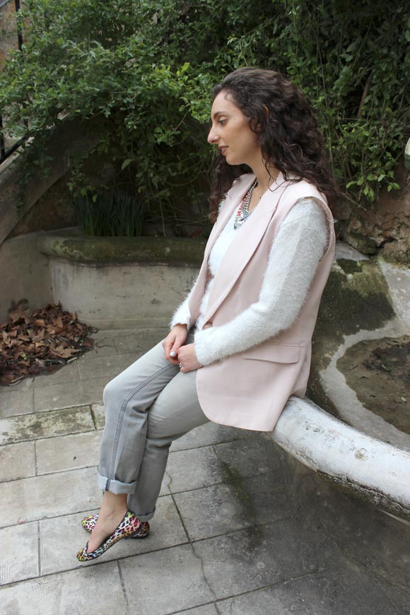 ilovedoityourself relooker une veste en it piece pour le printemps