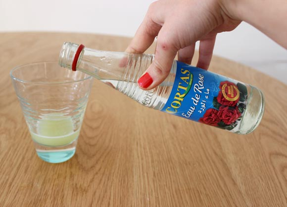 limonade à la rose maison la recette