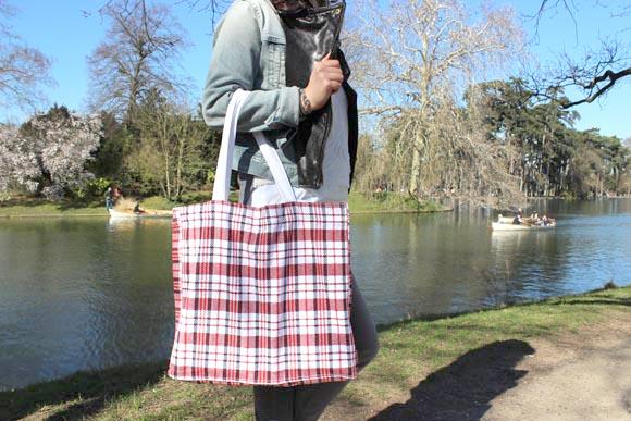 d65df280ef Bon plan : Le sac à carreaux Tati mais un peu Céline quand même ...