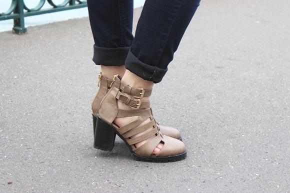 chaussures moderess