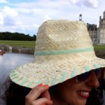 DIY : Customisez un chapeau en paille avec du ruban | Customize a straw hat with ribbon
