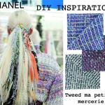 DIY Inspiration : La queue de cheval tweed