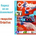 Concours I LOVE DIY X CREATIVE : Gagnez un an d'abonnement au magazine Créative