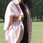 DIY : le ponchon rose sans coutures I No sew pink poncho