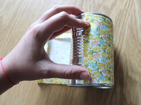 diy bocaux en verre et bo te de conserve en liberty i liberty glass jar and can blog mode. Black Bedroom Furniture Sets. Home Design Ideas