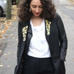 DIY : Customisez les revers d'une veste
