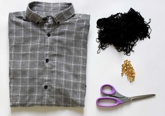 Berühmt chemise – blog mode, bon plans et DIY ZB01