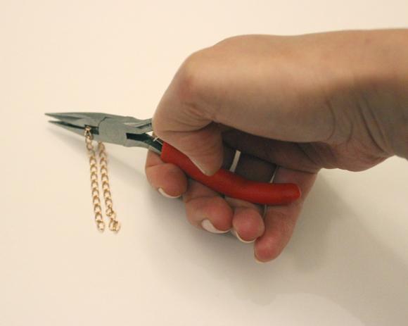couper les chaines